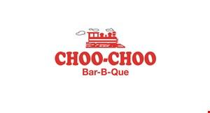 Choo Choo BBQ East Brainerd logo