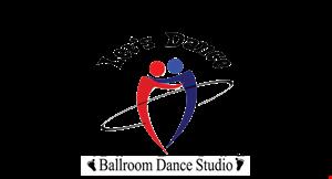 Let's Dance Ballroom Dance Studio logo