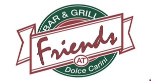 Friends Bar & Grill logo