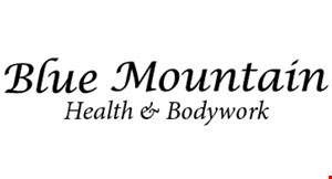 Blue Mountain Health & Bodywork logo