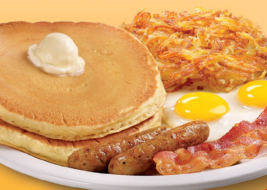Product image for Denny's 20% Off entire guest check.