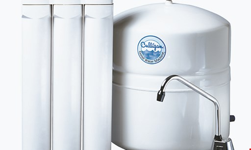 Product image for CULLIGAN Portable Exchange Service $9.95 per month