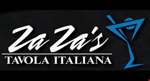 Zaza's Tavola Italiana logo