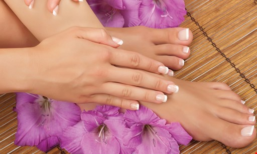 Product image for Allure Nail Spa $10 off full sets & pedicures