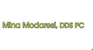 MINA MODARESI, DDS PC logo