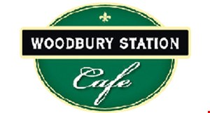 Woodbury Station Cafe logo
