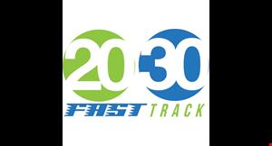 20 30 Fast Track logo