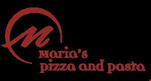 Maria's Pizza and Pasta logo