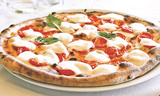 Product image for Cafe Domenico's $1.50 OFF any large pizza.