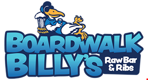 Product image for Boardwalk Billy's $5 off anypurchase