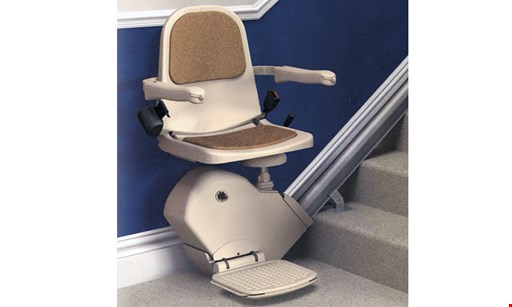 Product image for Ponsi Shoes $300 Off Any new stair lift