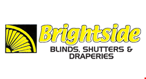 Bright Side Blinds & Shutters, Inc. logo