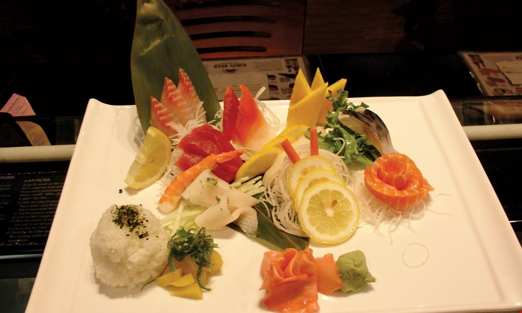 Product image for Fuji Yama Steakhouse and Sushi Lounge $10.00 OFF any purchase of $65 or more