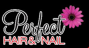 Perfect Nail & Hair logo