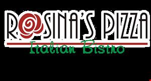 Rosina's Pizza logo