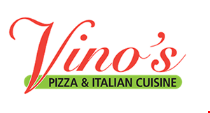 Product image for Vino's Pizza - Mandarin CALZONE SPECIAL 2 calzones with 2 toppings & 2 tossed salads $21.99. Delivery or Take Out.