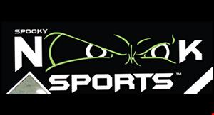 Spooky Nook Sports logo