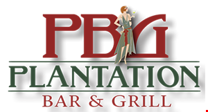 Plantation Bar & Grill logo