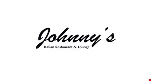 Johnny's Italian Restaurant & Lounge logo