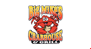 Big Mikes Crabhouse & Grill logo