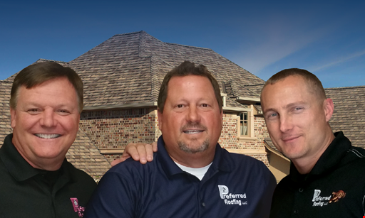 Product image for Preferred Roofing $600 OFF Any Complete Re-Roof