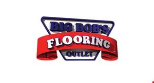Big Bob's Flooring logo