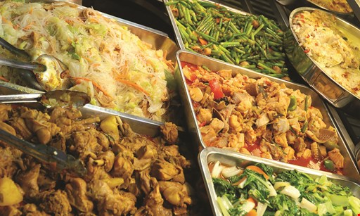 Product image for Golden Dragon Buffet & Grill $3.00 off with purchase of 2 dinner buffets. Adult Buffets Only.