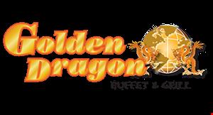 Golden Dragon Buffet & Grill logo