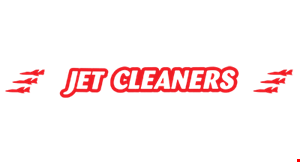 Jet Cleaners logo