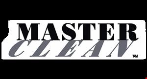 Master Clean logo