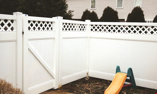 Product image for K and J Fence, Inc. $500 off any vinyl or aluminum fence