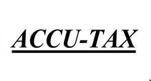 Accu-Tax of Maryville/Alcoa logo