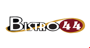 Bistro 44 logo