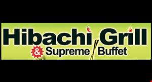 Hibachi Grill Supreme Buffet logo