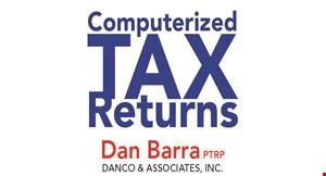 Computerized Tax Returns logo