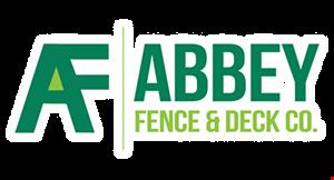 Abbey Fence & Deck Co. logo