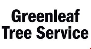 Greenleaf Tree Service logo