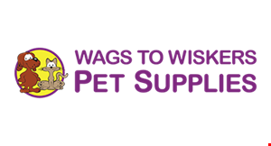 Wags to Wiskers logo