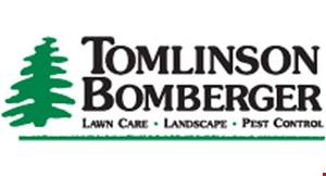 Product image for tomlinson bomberger $100 off* First Service. We get rid of bugs now & keep them away.