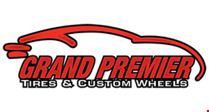 Product image for GRAND PREMIER $40 off select set of 4 tires