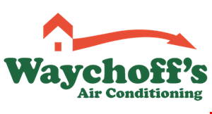Product image for Waychoff's Air Conditioning SAVE $50 on any repairor service call over $250