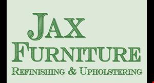 Jax Furniture Refinishing & Upholstering logo