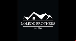 Mcleod Brothers logo