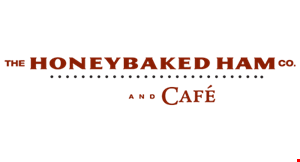 The Honey Baked Ham Co. and Cafe logo