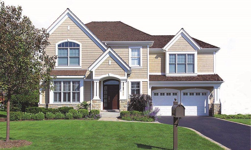 Product image for New Look Builders $500 off any new complete roofing or siding project