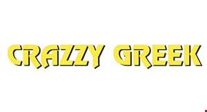 Crazzy Greek logo