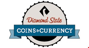Diamond State Coins & Currency logo