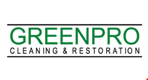 GreenPro Cleaning and Restoration logo