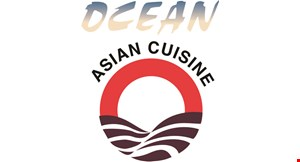 Product image for Ocean Asian Cuisine $10 OFF any order of $50 or more DINE IN ONLY.