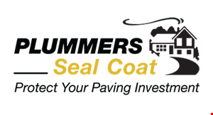 Plummers Seal Coating and Property Maintenance logo